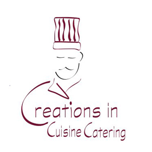 Creations in Cuisine Catering logo