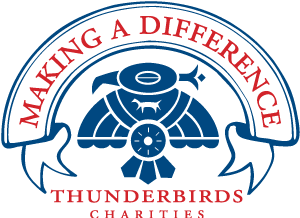 Making a Difference Thunderbirds Charities