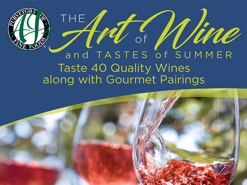AJ's Art and Wine